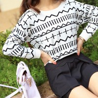vivi retro Women sweater