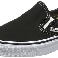 Vans CLASSIC SLIP-ONS Black Shoes