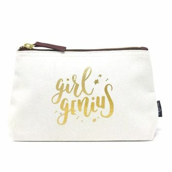 Girl Genius Gold Foil Pouch