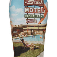 Motel Printed Tube Skirt - New In This Week  - New In