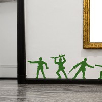 Spin Collective UK - Toy Soldiers Wall Sticker Set