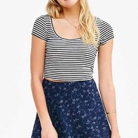 COPE Seamed Circle Skirt