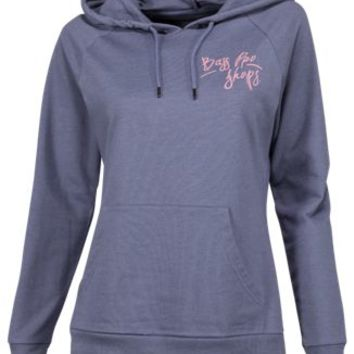 Bass Pro Shops Script Graphic French Terry Hoodie for Ladies | Bass Pro Shops