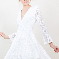 Daisy Lace Dress*