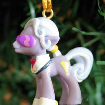 Licensed cool CUSTOM MLP MY LITTLE PONY HOITY TOITY Christmas Holiday Ornament PVC Hasbro FIM