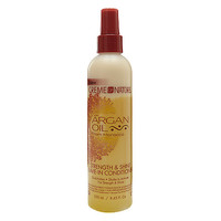 Creme of Nature with Strength & Shine Leave-In Conditioner