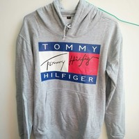 TOMMY HILFIGER Hot Hoodie Cute Sweater