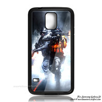 Battlefield SWAT War Samsung Galaxy S5 Case