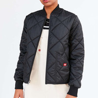 Dickies Quilted Bomber Jacket - Urban Outfitters