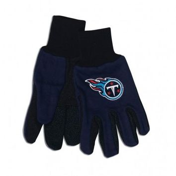Tennessee Titans - Adult Two-Tone Sport Utility Gloves