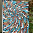 Australian Aboriginal Inspired Painting Multi Color by Acires
