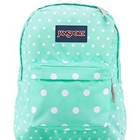 Jansport Superbreak Multipurpose Backpack, Watercolor Spots