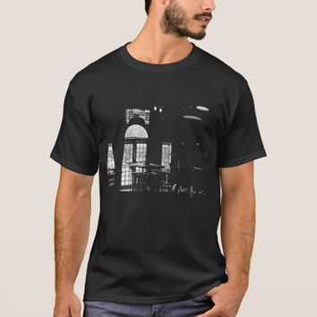 Kodak Film BNW Bar Beer TV Windows T-Shirt Top