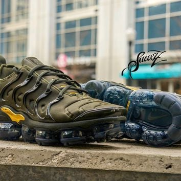 KU-YOU Nike VaporMax Plus Khaki Mens