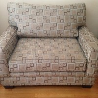 """Love Seat"" sofa chair from Sofa Outlet"