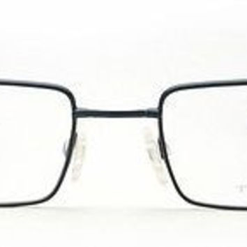 NEW AUTHENTIC ESCHENBACH TITANFLEX 820556 COL 70 NAVY METAL EYEGLASSES FRAME