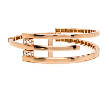 Sole Rose Gold Bracelet