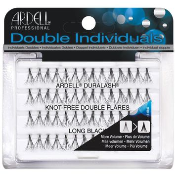 Ardell  DOUBLE FLARES BLACK-L