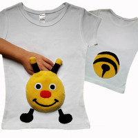 Christmas  gift  ideas  for  children  black  friday  bumble  bee  shirt  bumble  bee  tshirt  cute  christmas  gifts   bussy  bee  shirt