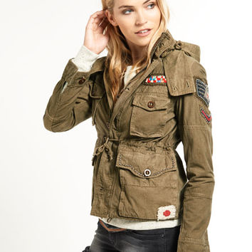 Superdry Dragon Surplus Jacket