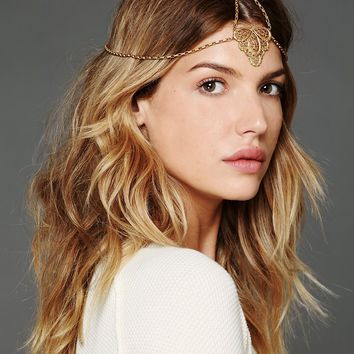 Free People Gilded Baroque Headpiece