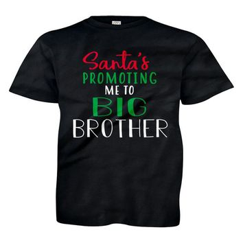 Santa's Promoting Me To Big Brother - Kids