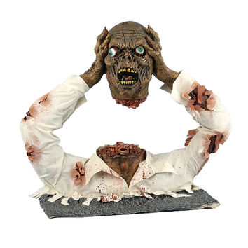 Forum Novelties Halloween Party Creepy Scary Costume Headless Zombie Ground Breaker