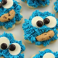 In Katrina's Kitchen: Cookie Monster Cookies
