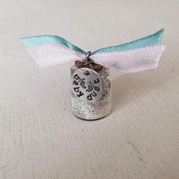Baby Dust, Infertility Awareness, TTC, Jar of Baby Dust, Baby Dust Wishes, Surrogate, Adoption, Fertility Treatment