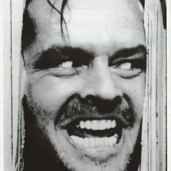 The Shining Jack Nicholson Movie Poster 24x36