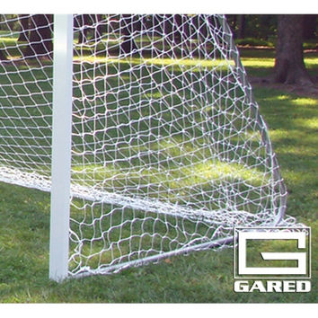 Gared Sports 8' X 24' Soccer Net, 4 MM