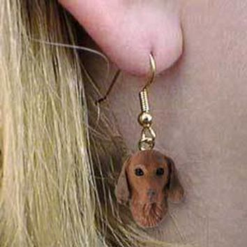 VIZSLA EARRINGS HANGING