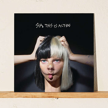 Sia - This Is Acting 2XLP - Urban Outfitters