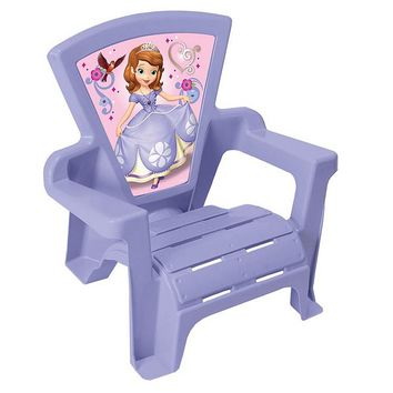 Disney's Sofia the First Adirondack Chair