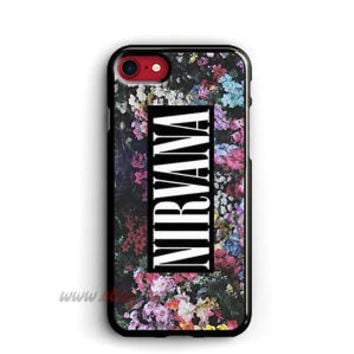 Nirvana Floral iPhone Cases Nirvana Samsung Galaxy Phone Cases Floral iPod cover
