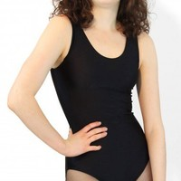 Leotard | Tank Style Leotard | Plain Lycra Dance leotard