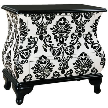 Pulaski Furniture DS-641176 Patterned Accent Chest