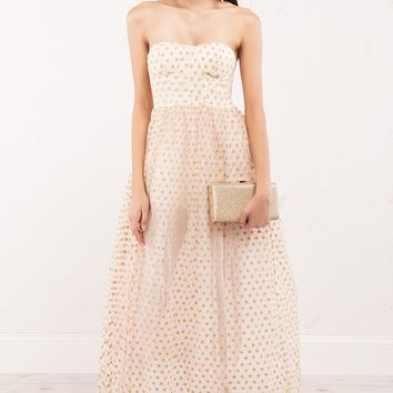 THE UPDATED TEA PARTY STRAPLESS DRESS - What's New