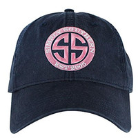 Simply Southern Preppy Ball Cap Hat HAT-SSLOGO-NAVY