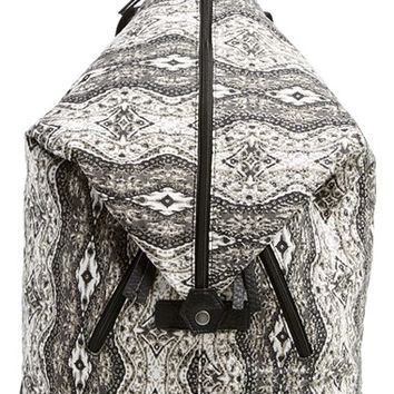 Junior Women's Volcom 'Cruz' Backpack - Grey
