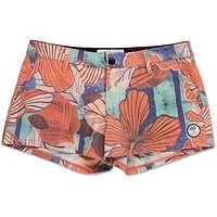 "Dakine ""Classic Boardie Makiki"" Orange Womens Shorts"
