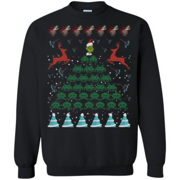 Grinch Ugly Xmas Sweater Perfect Christmas Gift