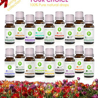 Essential oils- Custom set - 100% Pure essential oils - Aromatherapy oils - therapeutic essential oils- Herbal-spices-Floral oils- Ayurveda