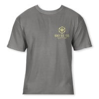 Honey Bees Adult Short Sleeve Tee