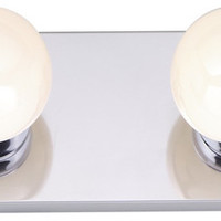 "8-Lights 48"" Bathroom Vanity Lights"