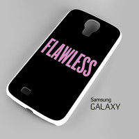 Beyoncé Flawless A0523 Samsung Galaxy S3 S4 S5 Note 3 Cases