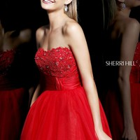 Sherri Hill 21228 Dress