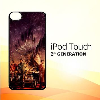 Supernatural Painting X0203 iPod Touch 6 Case