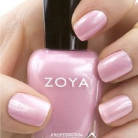 Zoya Nail polish LOVELY SPRING collection Gei Gei ZP 651 2013 release