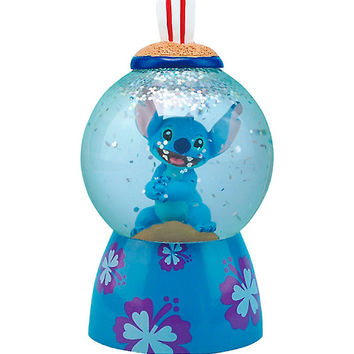 Disney Lilo & Stitch Sand Water Globe
